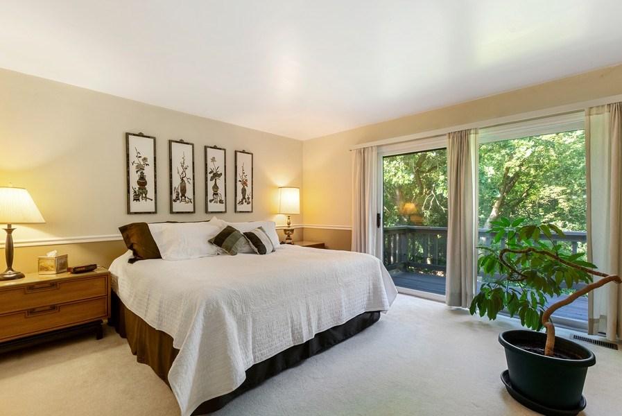 Real Estate Photography - 3703 Live Oak, Crystal Lake, IL, 60014 - Master Bedroom