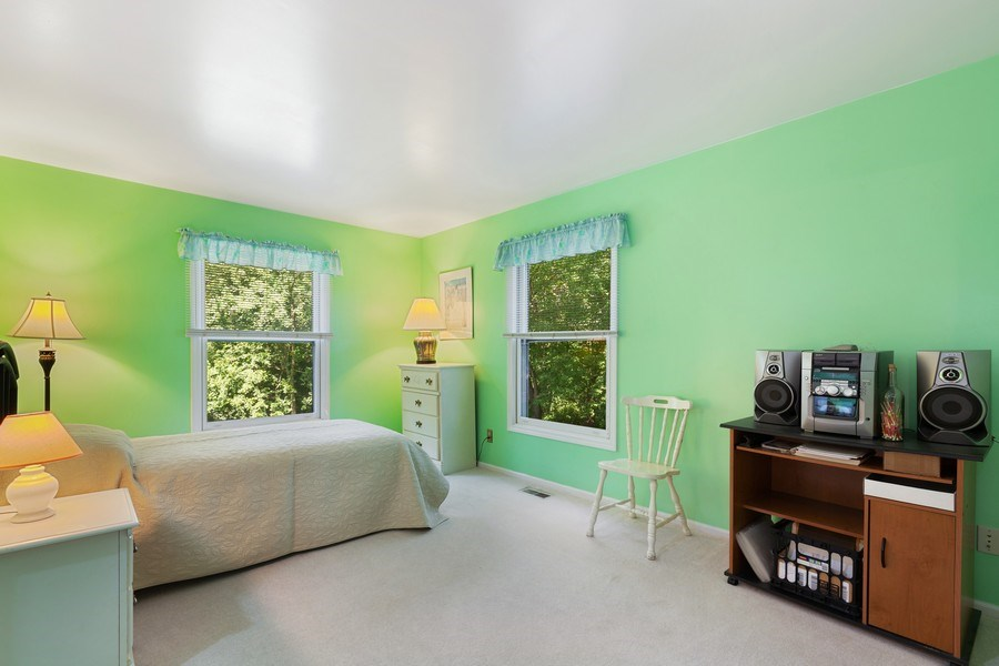 Real Estate Photography - 3703 Live Oak, Crystal Lake, IL, 60014 - 3rd Bedroom