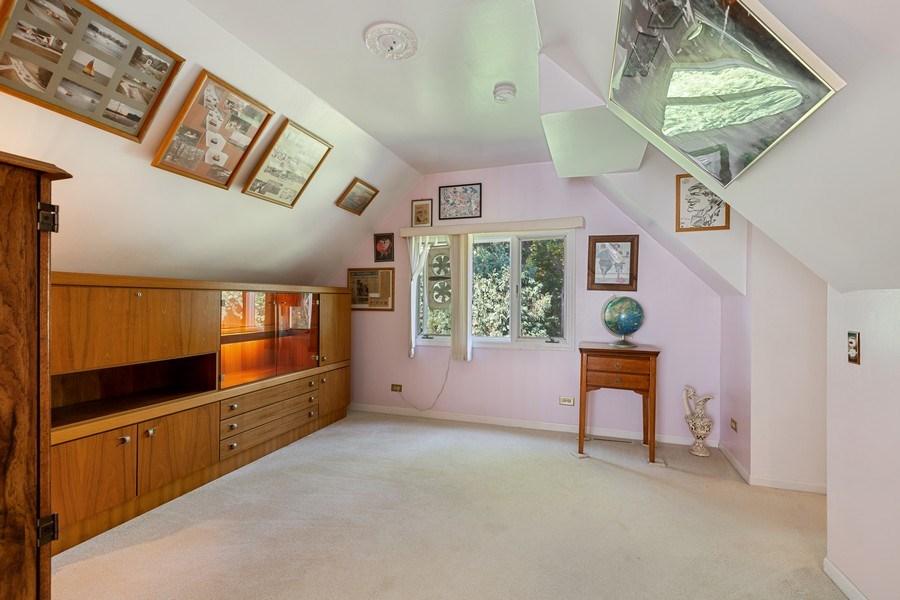 Real Estate Photography - 3703 Live Oak, Crystal Lake, IL, 60014 - Bonus Room