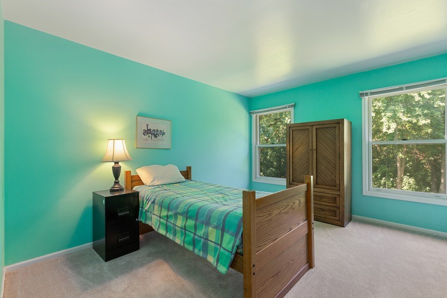 Real Estate Photography - 3703 Live Oak, Crystal Lake, IL, 60014 - 4th Bedroom