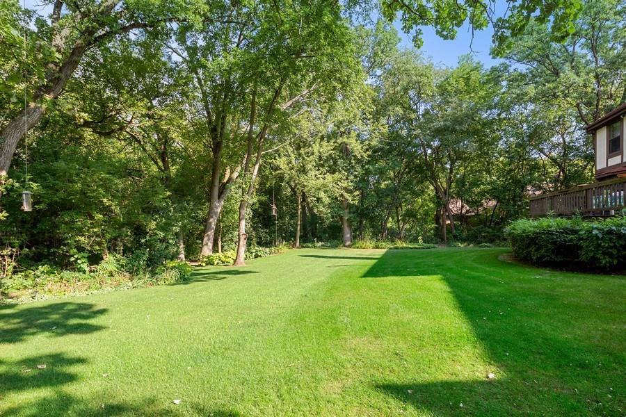 Real Estate Photography - 3703 Live Oak, Crystal Lake, IL, 60014 - Back Yard