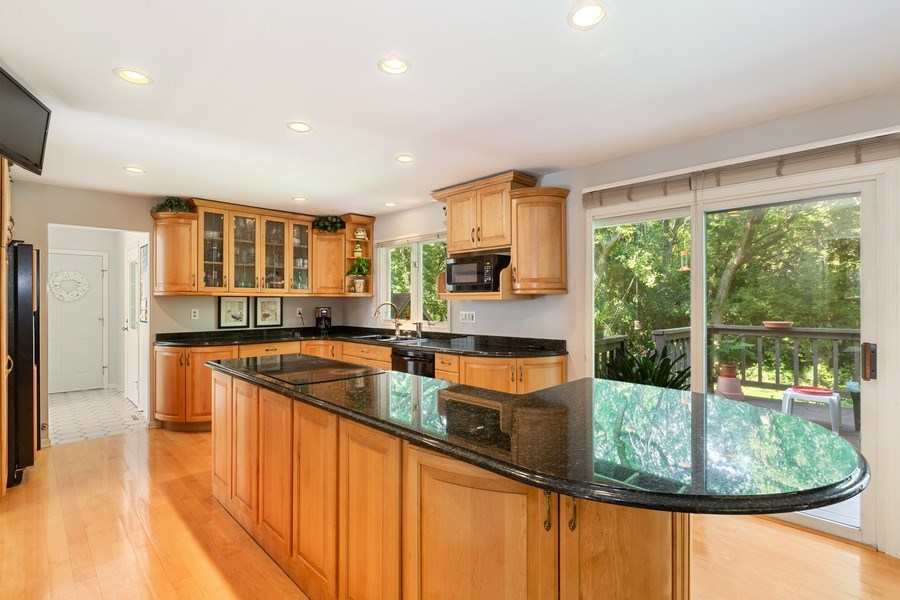 Real Estate Photography - 3703 Live Oak, Crystal Lake, IL, 60014 - Kitchen