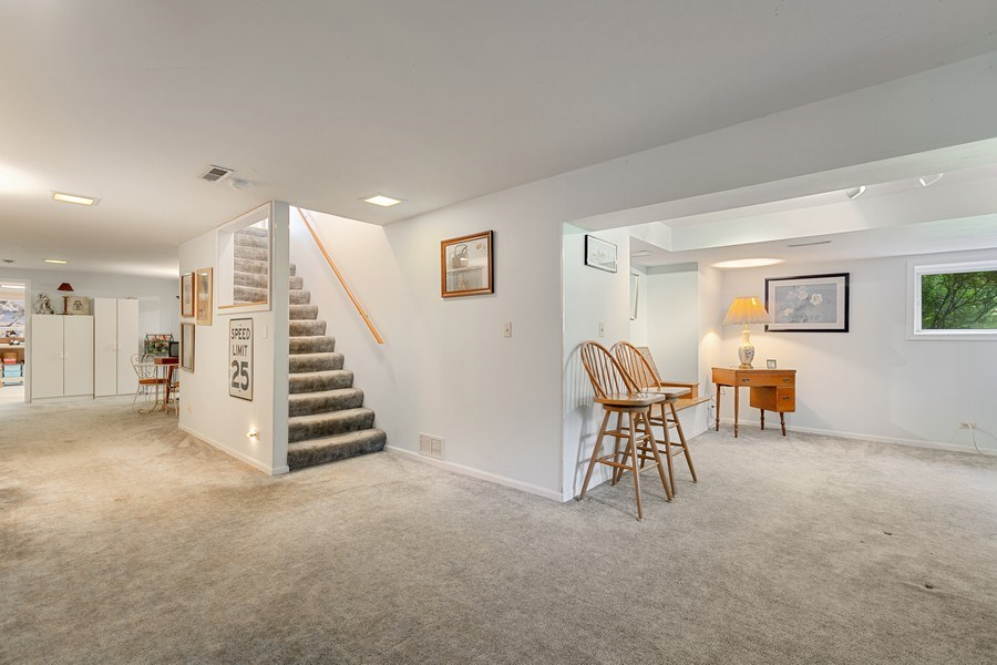 Real Estate Photography - 3703 Live Oak, Crystal Lake, IL, 60014 - Play / Recreational Room