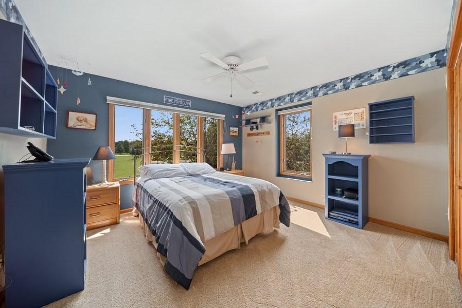 Real Estate Photography - 3887 Tamarack Circle, Crystal Lake, IL, 60012 - 2nd Bedroom