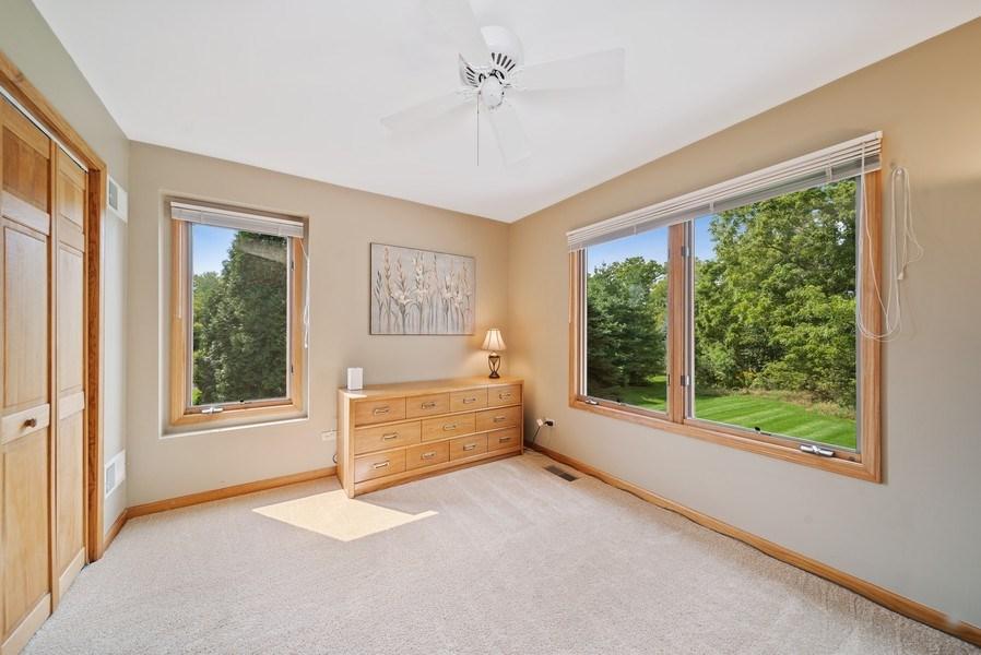 Real Estate Photography - 3887 Tamarack Circle, Crystal Lake, IL, 60012 - 3rd Bedroom
