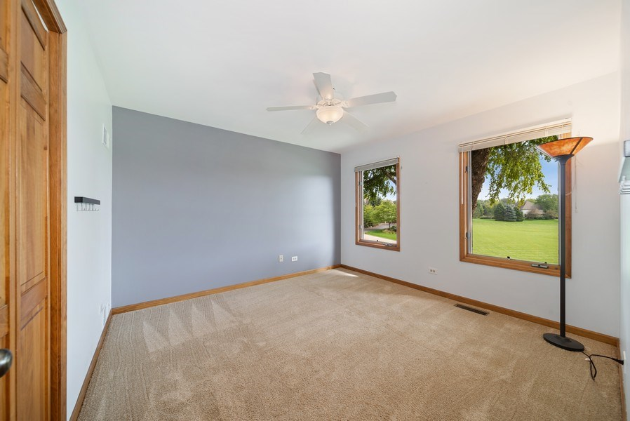 Real Estate Photography - 3887 Tamarack Circle, Crystal Lake, IL, 60012 - 4th Bedroom