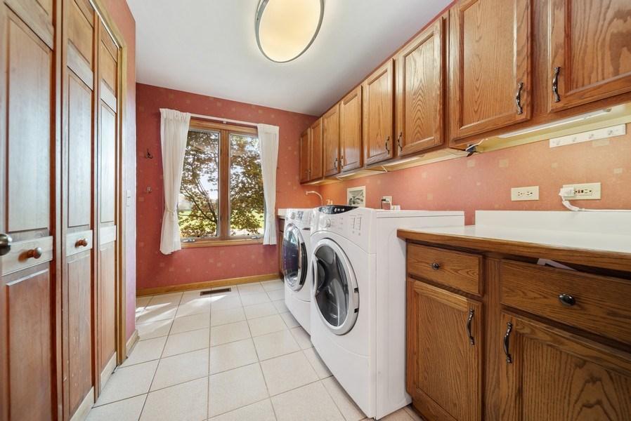 Real Estate Photography - 3887 Tamarack Circle, Crystal Lake, IL, 60012 - Mudroom