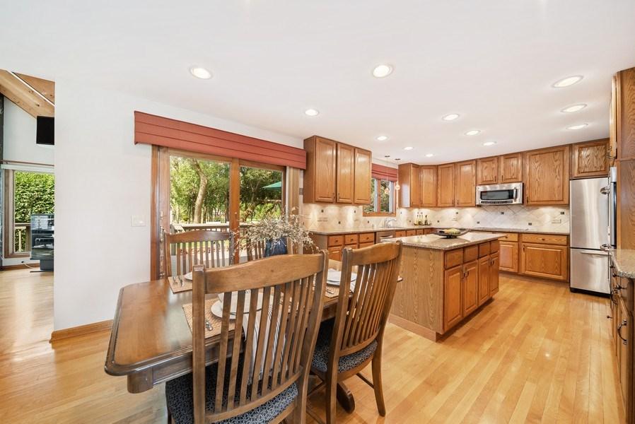 Real Estate Photography - 3887 Tamarack Circle, Crystal Lake, IL, 60012 - Kitchen