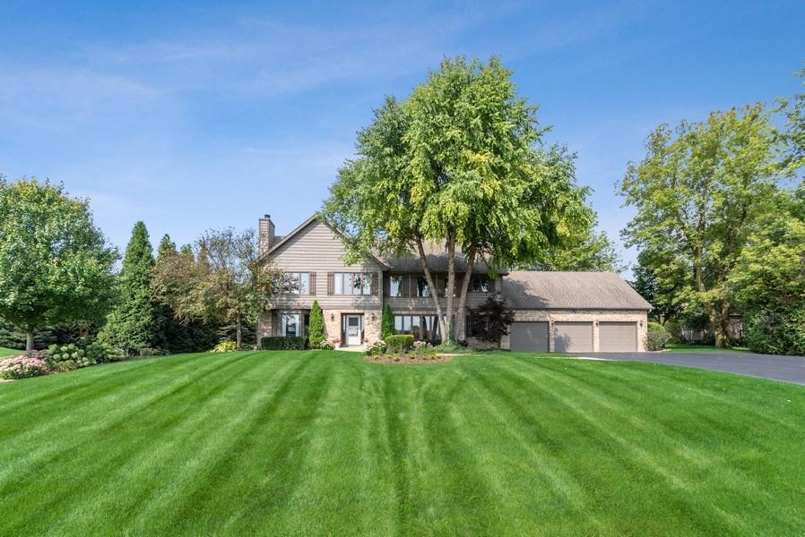 Real Estate Photography - 3887 Tamarack Circle, Crystal Lake, IL, 60012 - Front View