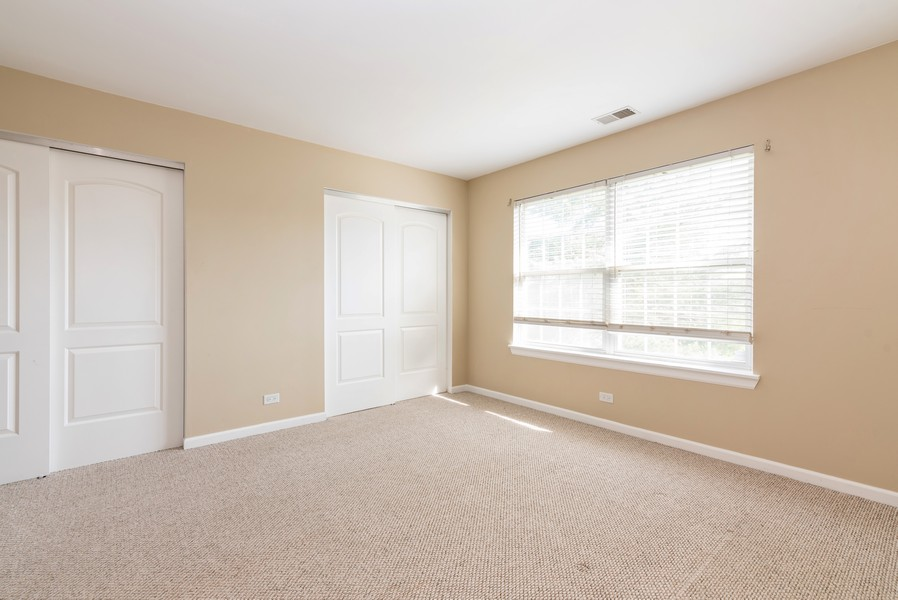 Real Estate Photography - 239 Partridge, Algonquin, IL, 60102 - Master Bedroom