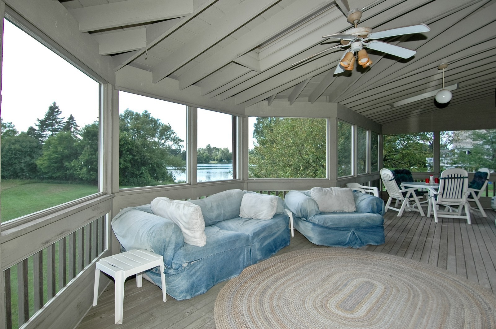 Real Estate Photography - 9409 Loch Glen Court, Lakewood, IL, 60014 - Porch