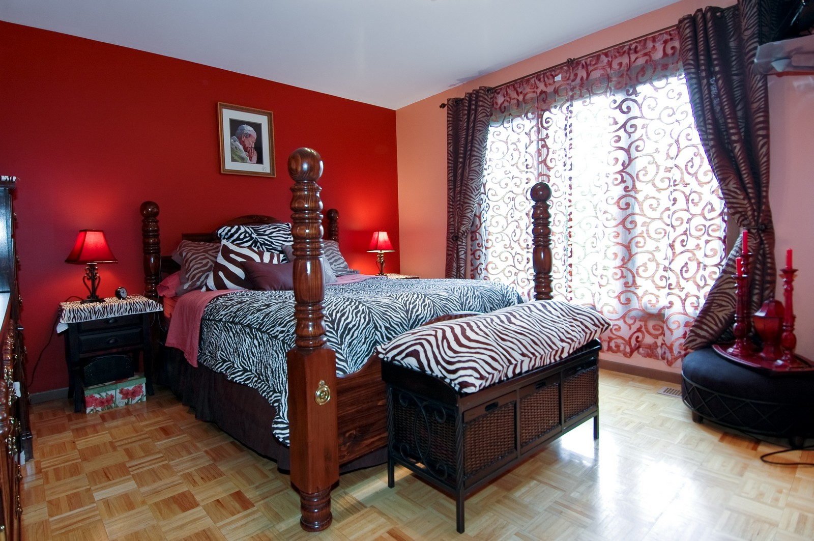 Real Estate Photography - 1364 Thornwood Ln, Crystal Lake, IL, 60014 - Master Bedroom