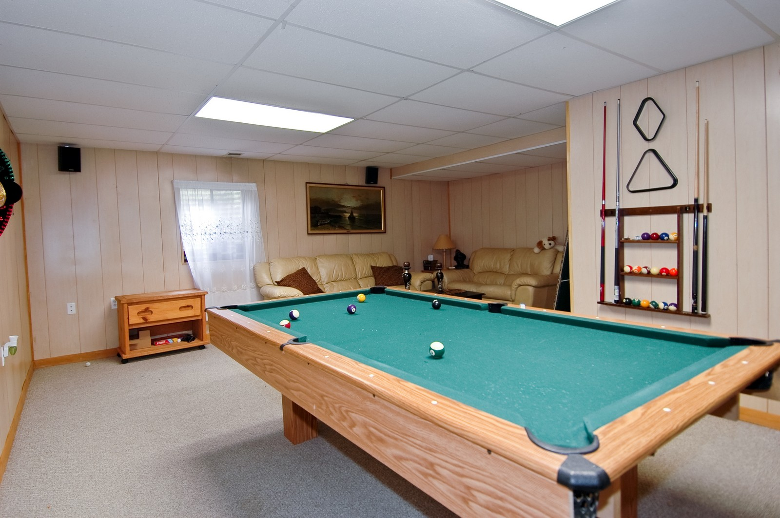 Real Estate Photography - 1364 Thornwood Ln, Crystal Lake, IL, 60014 - Lower Level