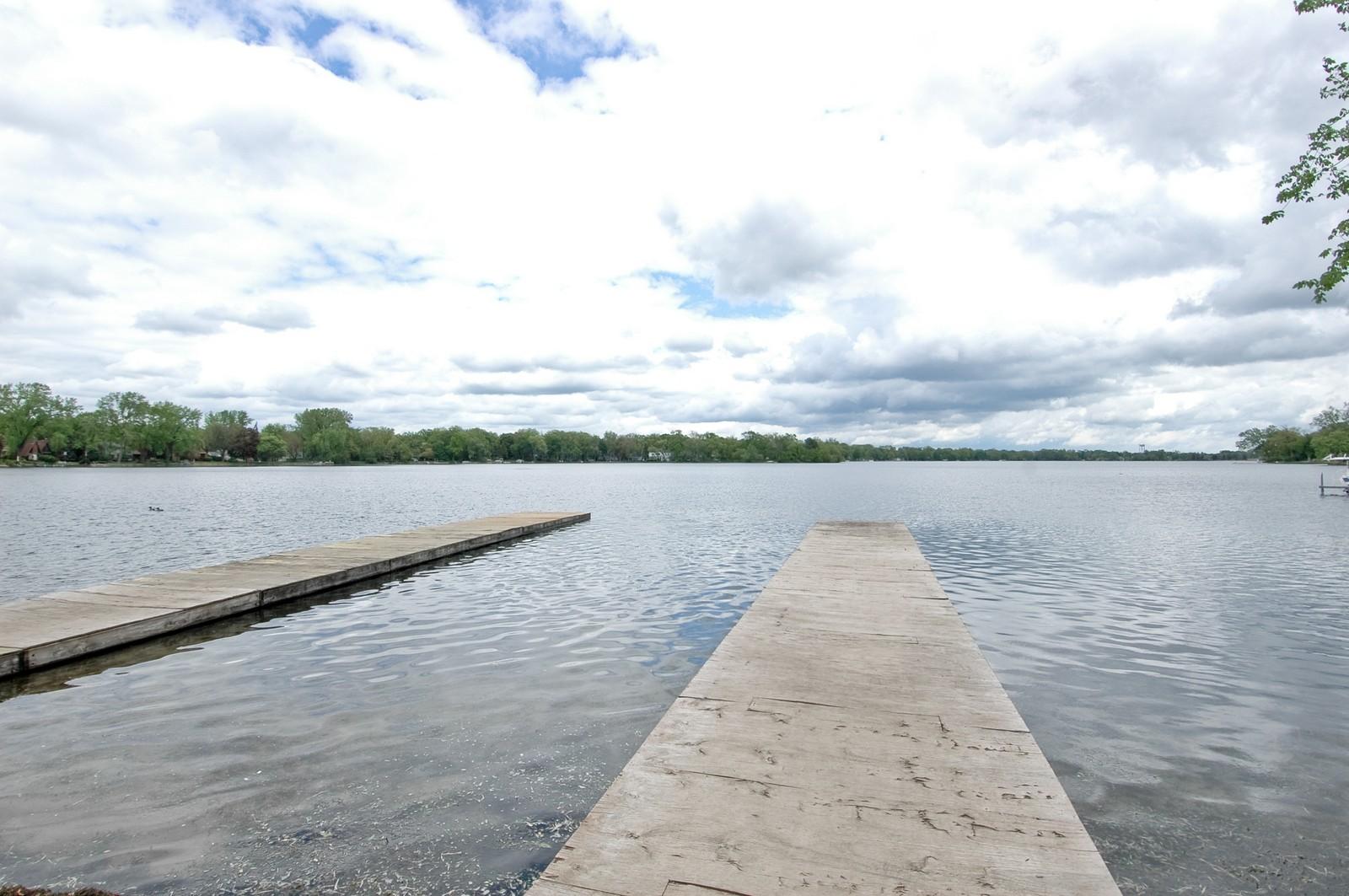 Real Estate Photography - 1364 Thornwood Ln, Crystal Lake, IL, 60014 - Lake View