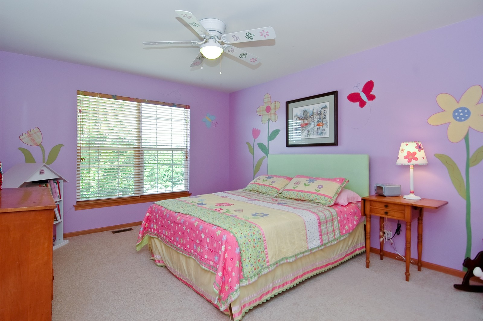 Real Estate Photography - 750 Saratoga Circle, Algonquin, IL, 60102 - Bedroom