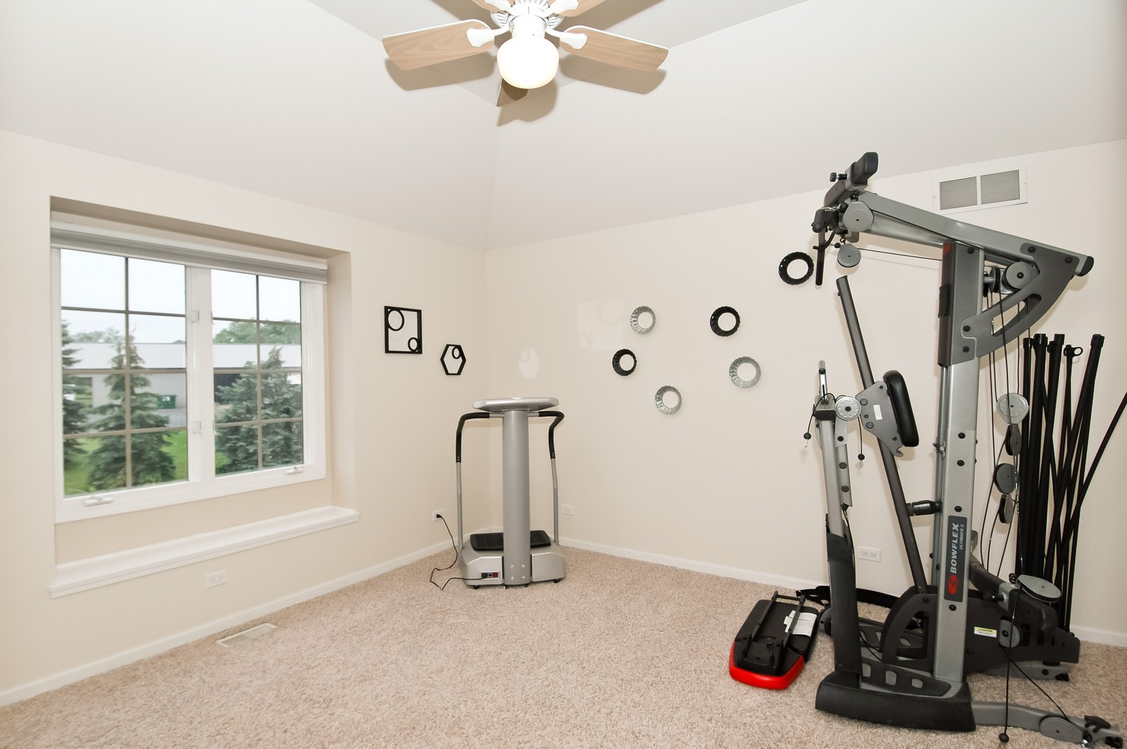 Real Estate Photography - 40W960 Chippewa Pass, Elgin, IL, 60124 - 5th Bedroom with Tray Ceiling