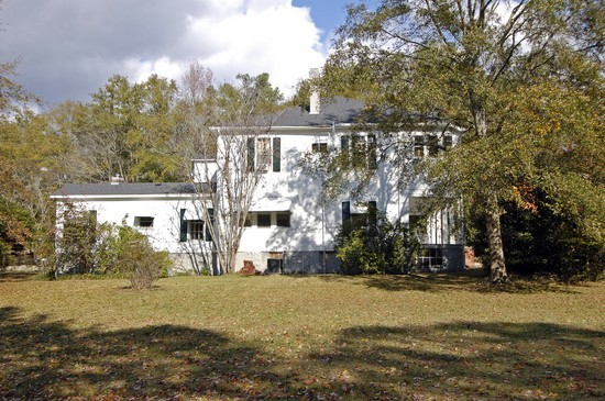 Real Estate Photography - 1603 Hwy 29, West Point, GA, 31833 - Rear View
