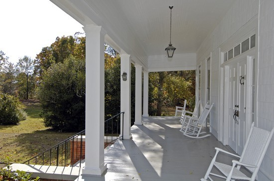 Real Estate Photography - 1603 Hwy 29, West Point, GA, 31833 - Porch