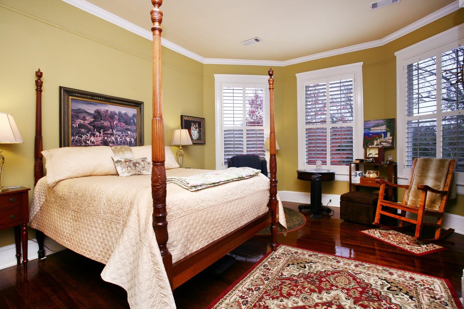 Real Estate Photography - 414 N 14th St, Lanett, AL, 36863 - Master Bedroom
