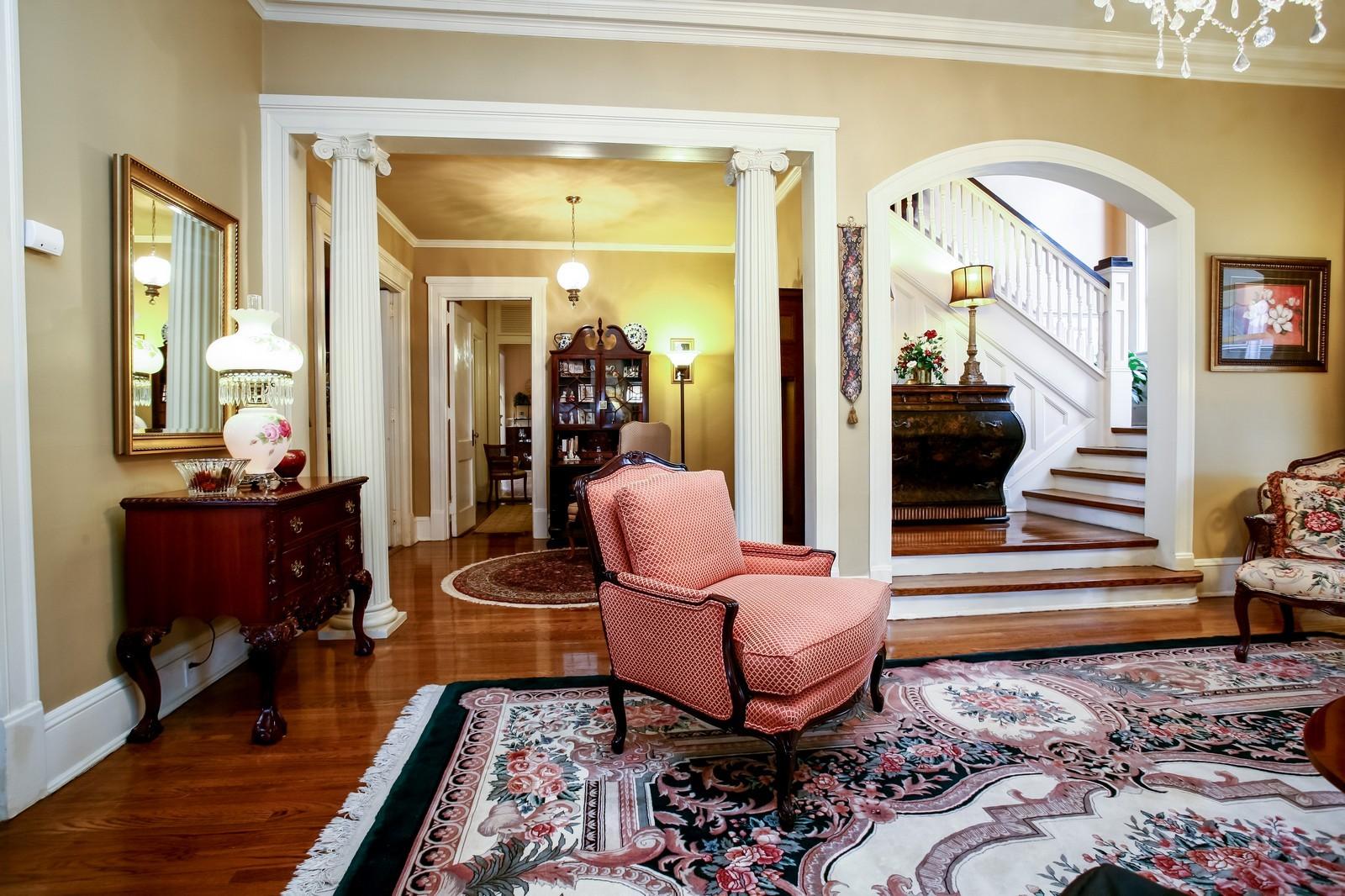 Real Estate Photography - 414 N 14th St, Lanett, AL, 36863 - Living Room