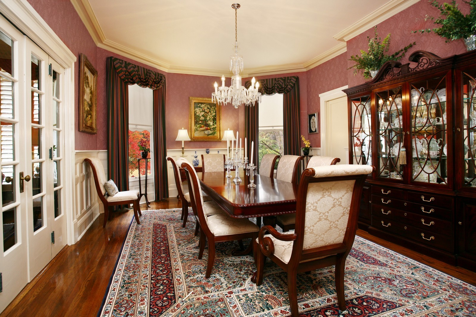 Real Estate Photography - 414 N 14th St, Lanett, AL, 36863 - Dining Room