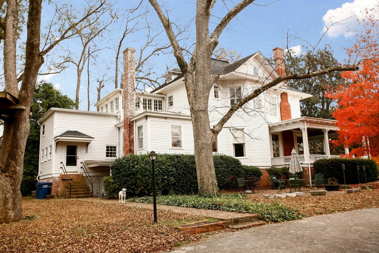 Real Estate Photography - 414 N 14th St, Lanett, AL, 36863 - Side Yard