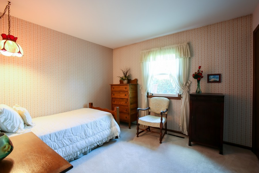 Real Estate Photography - 6919 Fairmount Ave, Downers Grove, IL, 60516 - 2nd Bedroom