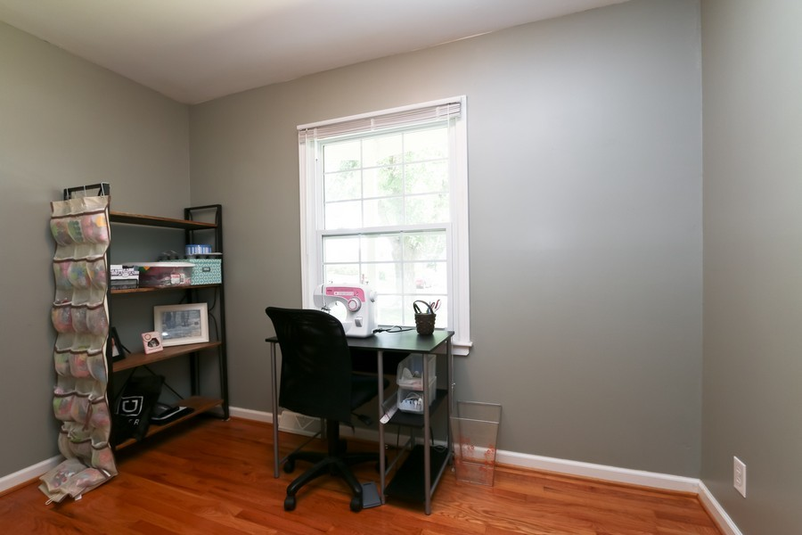 Real Estate Photography - 5548 N Flora, Kansas City, MO, 64118 - 2nd Bedroom