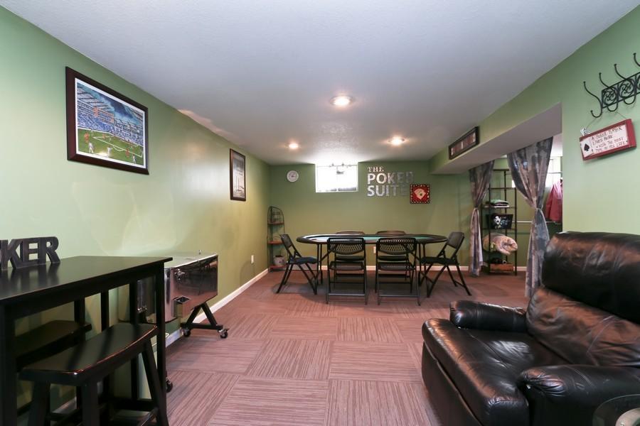 Real Estate Photography - 5548 N Flora, Kansas City, MO, 64118 - Lower Level