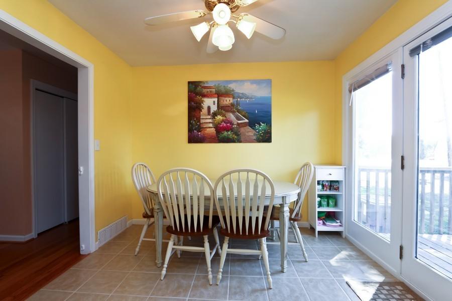 Real Estate Photography - 5548 N Flora, Kansas City, MO, 64118 - Dining Room
