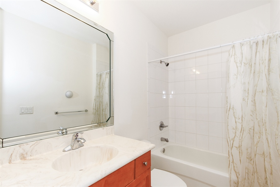 Real Estate Photography - 10733 Mirasol Dr. #307, Miromar Lakes, FL, 33913 - 3rd Full Bath * There is also a 1/2 bath.