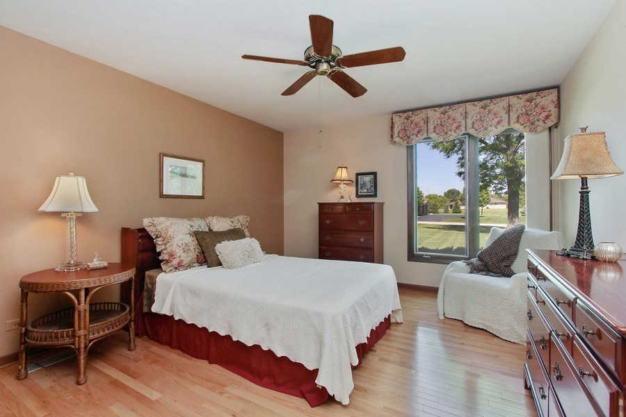 Real Estate Photography - 6 Harvard, Hawthorn Woods, IL, 60047 - 2nd Bedroom