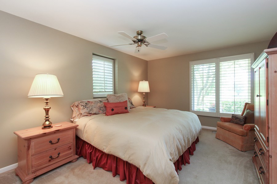 Real Estate Photography - 6 Harvard, Hawthorn Woods, IL, 60047 - 4th Bedroom