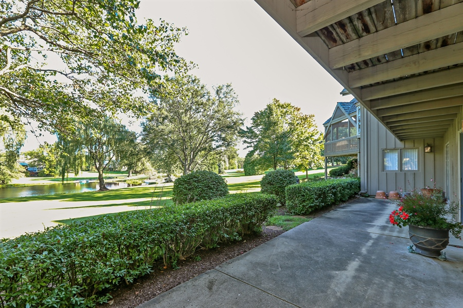 Real Estate Photography - 6 Harvard, Hawthorn Woods, IL, 60047 - Rear View