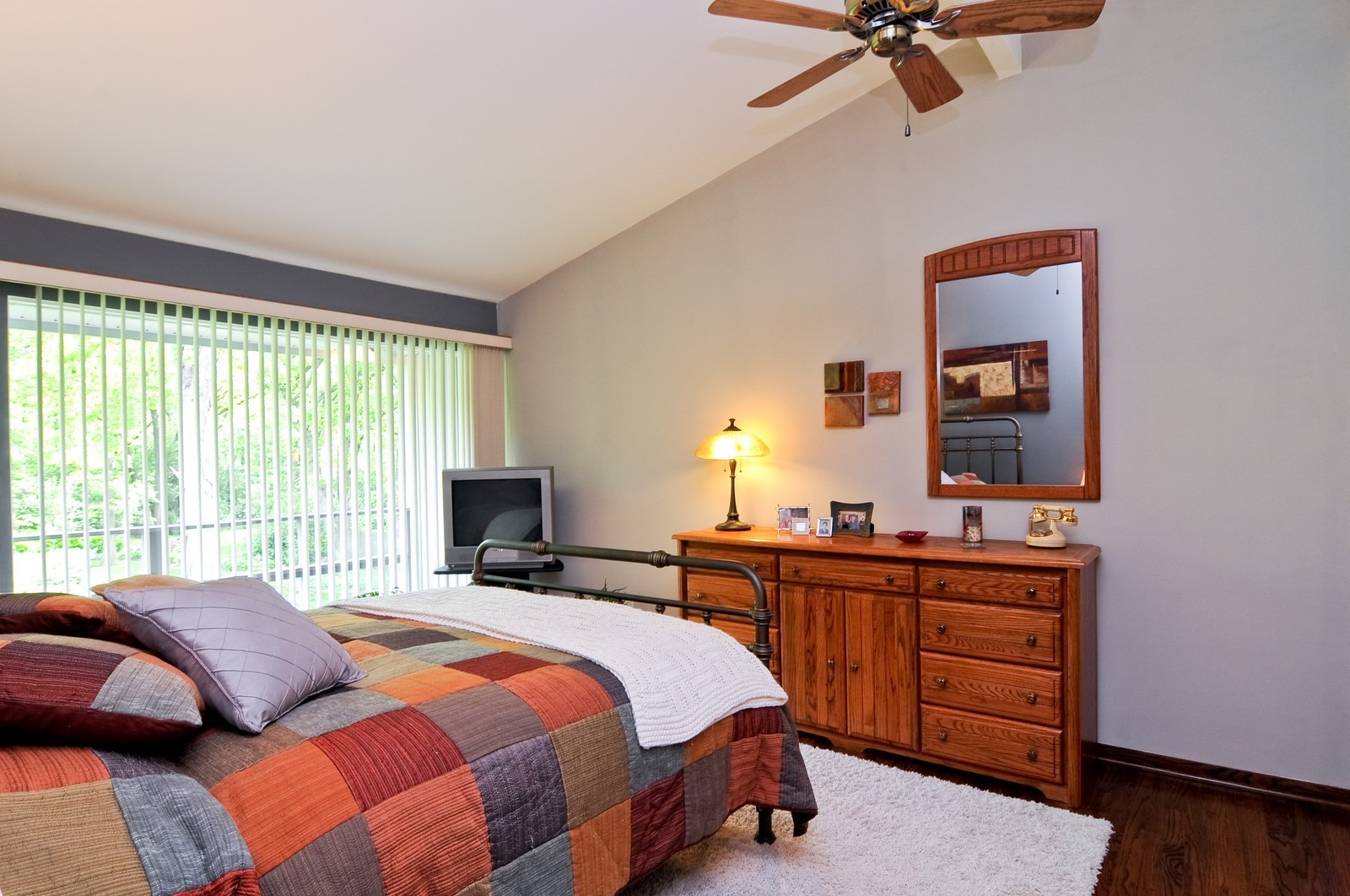 Real Estate Photography - 14185 W August Zupec, Wadsworth, IL, 60083 - Master Bedroom