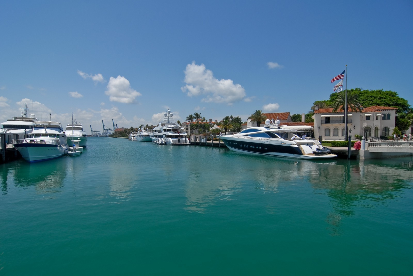 Real Estate Photography - 7161 Fisher Island Drive, Miami Beach, FL, 33109 - Waterfront