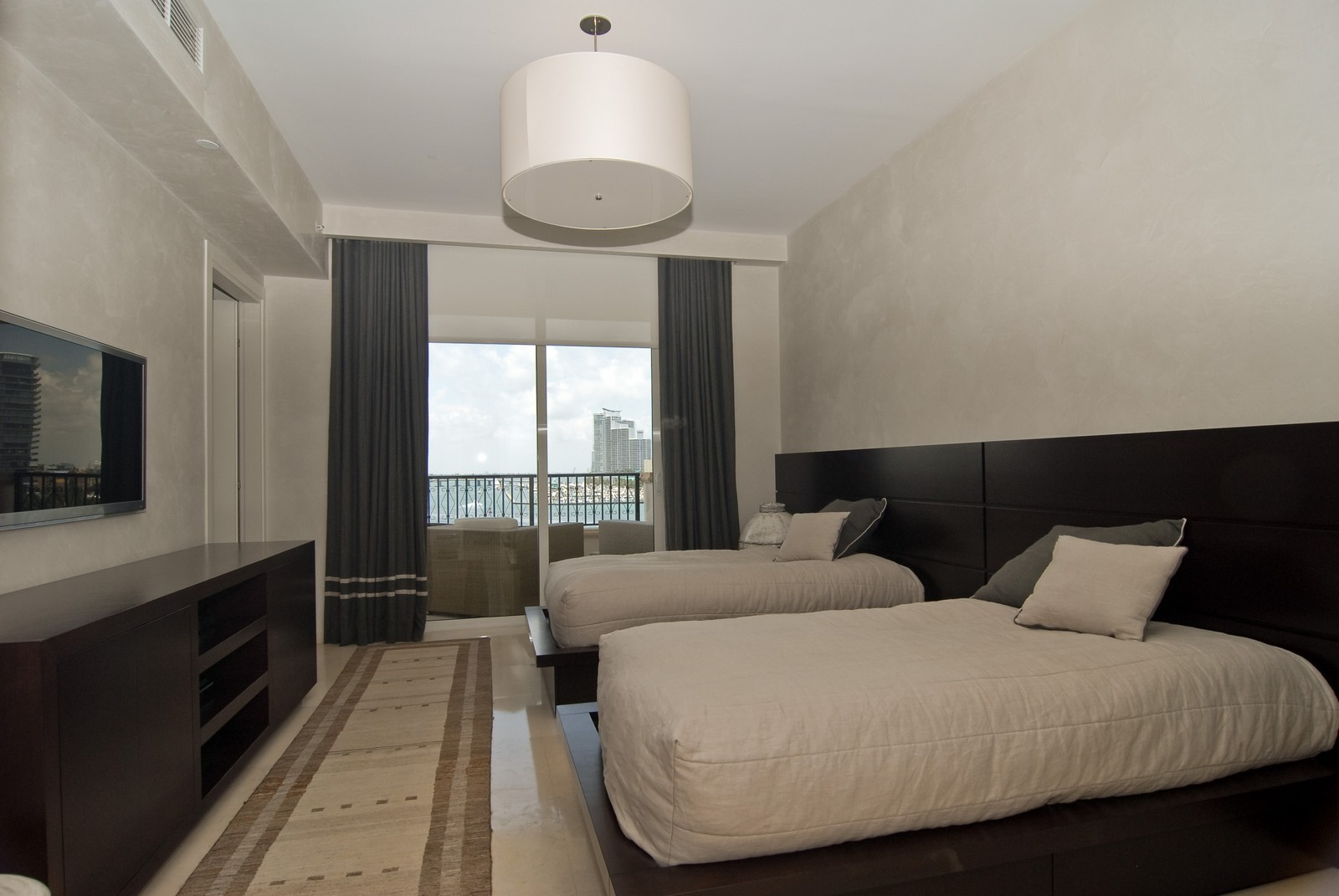 Real Estate Photography - 7161 Fisher Island Drive, Miami Beach, FL, 33109 - 3rd Bedroom