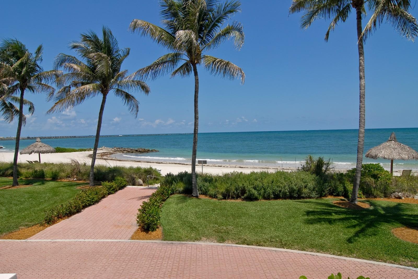Real Estate Photography - 7161 Fisher Island Drive, Miami Beach, FL, 33109 - Beach