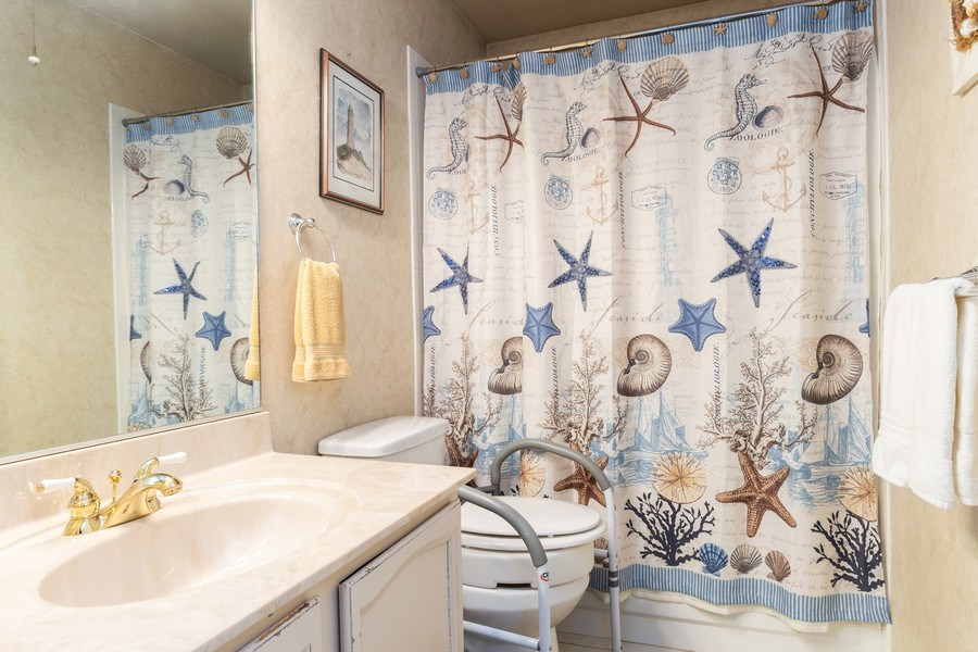 Real Estate Photography - 2365 Buttercup, Aurora, IL, 60506 - Bathroom