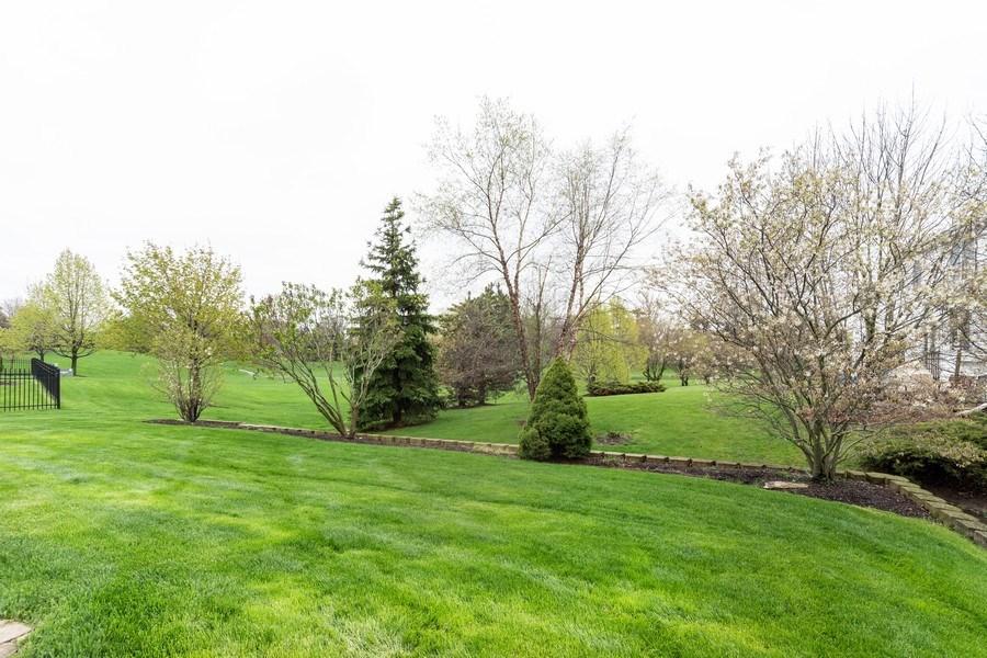 Real Estate Photography - 2515 Adamsway, Aurora, IL, 60502 - Back Yard
