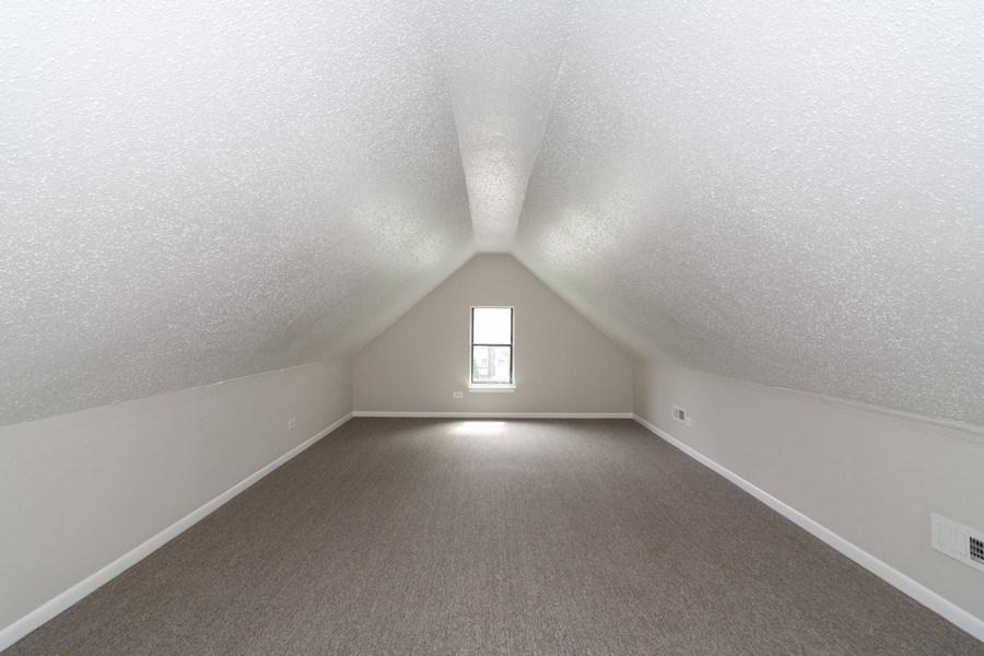 Real Estate Photography - 850 Camden, Aurora, IL, 60504 - Bonus Room