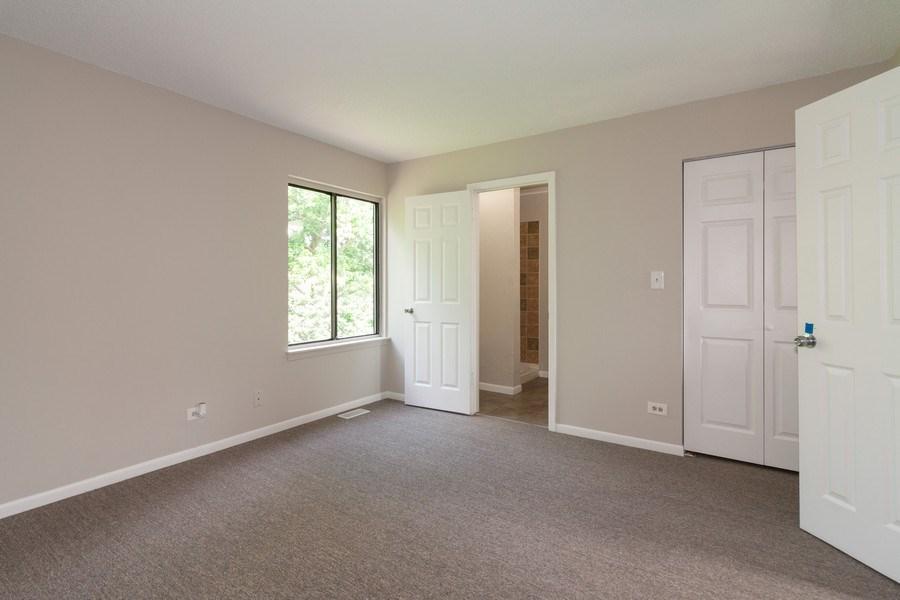 Real Estate Photography - 850 Camden, Aurora, IL, 60504 - Master Bedroom