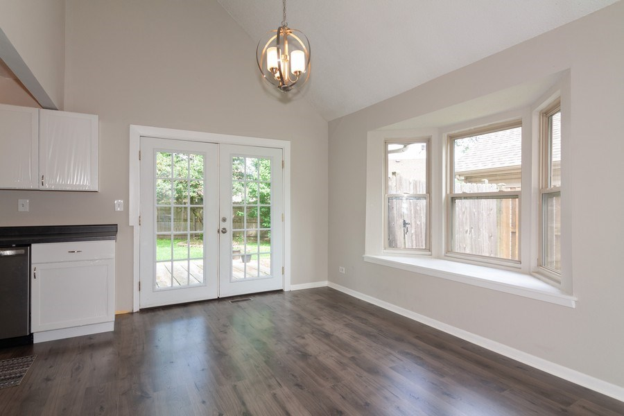 Real Estate Photography - 850 Camden, Aurora, IL, 60504 - Dining Area