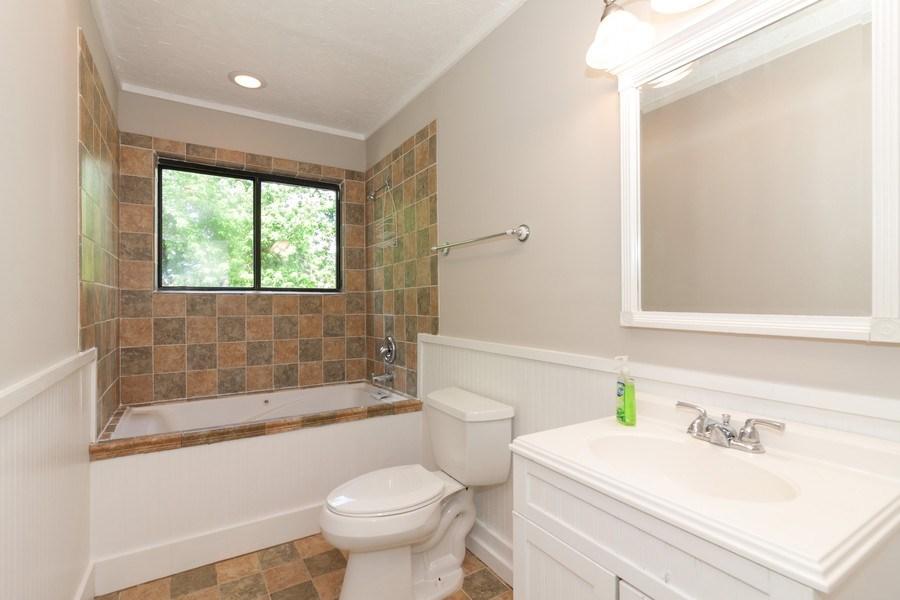 Real Estate Photography - 850 Camden, Aurora, IL, 60504 - Bathroom
