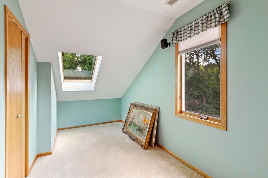 Real Estate Photography - 2S420 MADISON ST, WHEATON, IL, 60189 - 2nd Bedroom