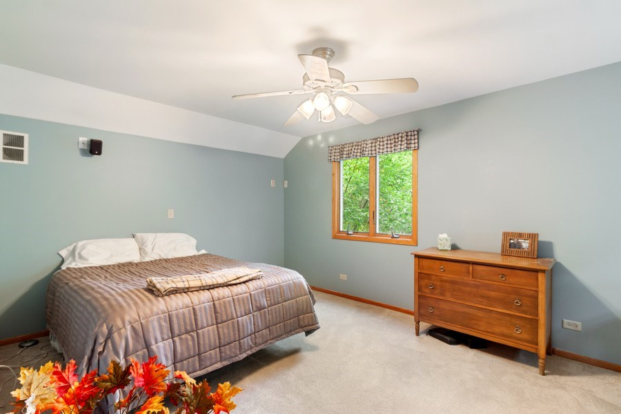Real Estate Photography - 2S420 MADISON ST, WHEATON, IL, 60189 - Bedroom