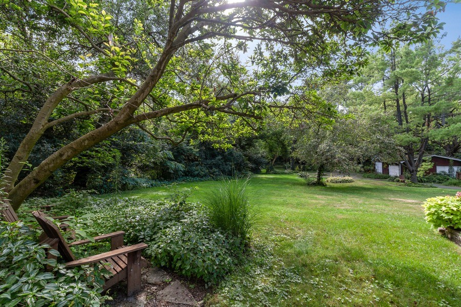 Real Estate Photography - 2S420 MADISON ST, WHEATON, IL, 60189 - Back Yard