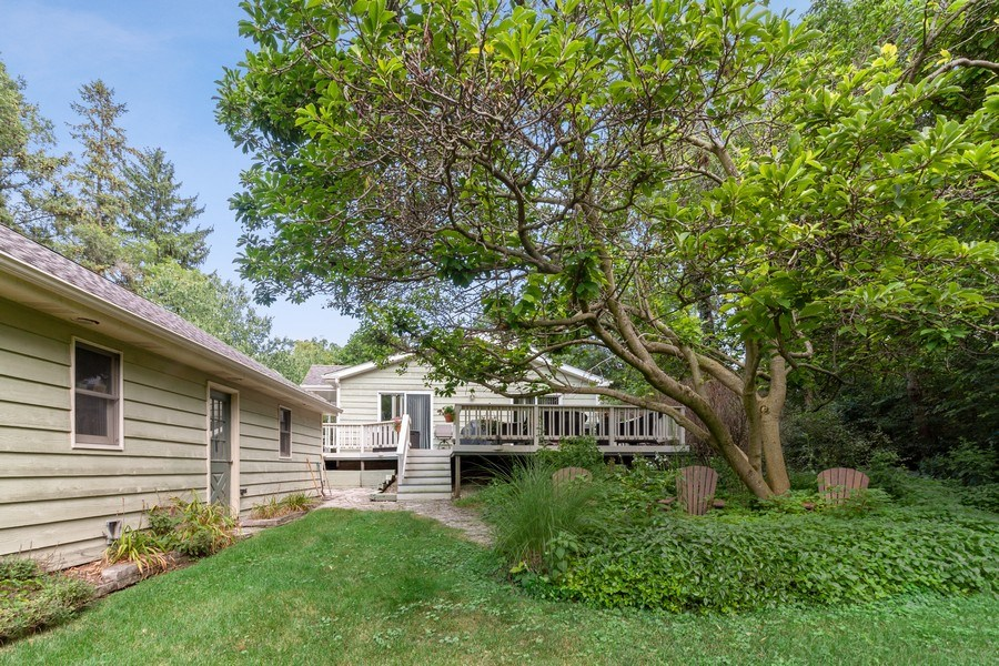 Real Estate Photography - 2S420 MADISON ST, WHEATON, IL, 60189 - Rear View