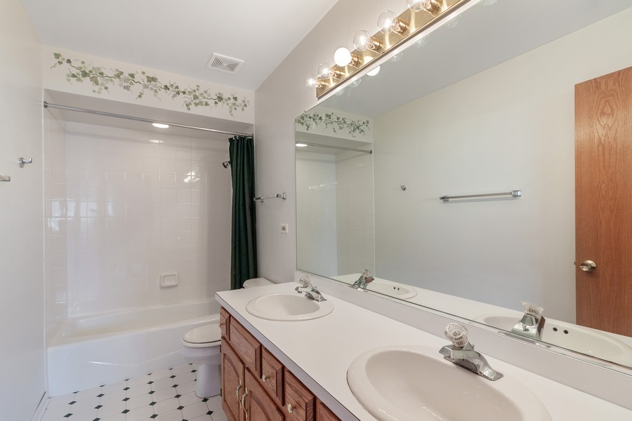 Real Estate Photography - 9430 West 166th Ct, Orland Park, IL, 60467 - Bathroom
