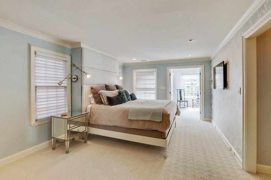 Real Estate Photography - 5651 High Dr, Mission Hills, KS, 66208 - Master Bedroom
